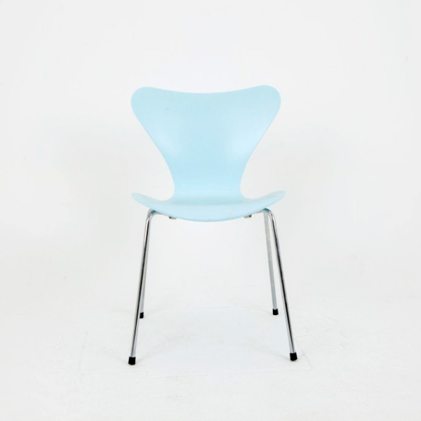 [Fritz hansen] 3107 series 7 chair 세븐체어(ice blue) #1